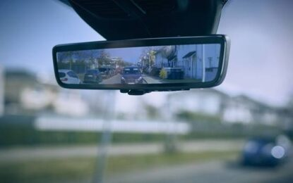 Ford Smart Mirror: lo specchietto retrovisore intelligente