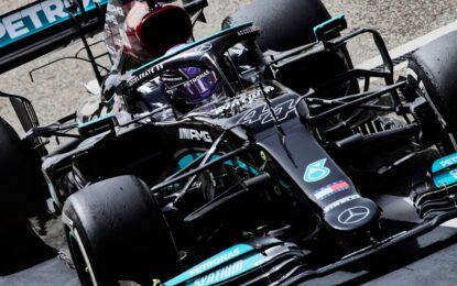 Mercedes nervosa: l'argomento più discusso dei test