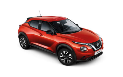 Nissan JUKE: viaggio all'insegna dell'armonia