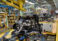 A Valencia Ford avvia la produzione dell'ibrido Duratec 2,5l