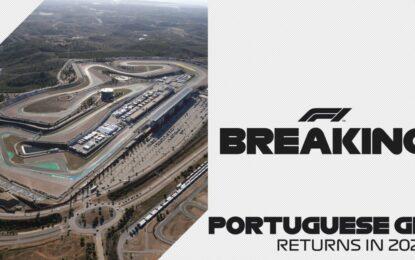 La F1 conferma Portimao il 2 maggio. Da decidere se coi fans o no
