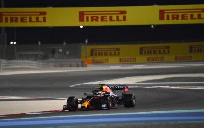 Il punto Pirelli sulla tre giorni di test in Bahrain