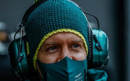 L'inverno della F1