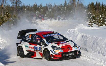 WRC: col 2° posto in Finlandia, Rovanperä leader della classifica