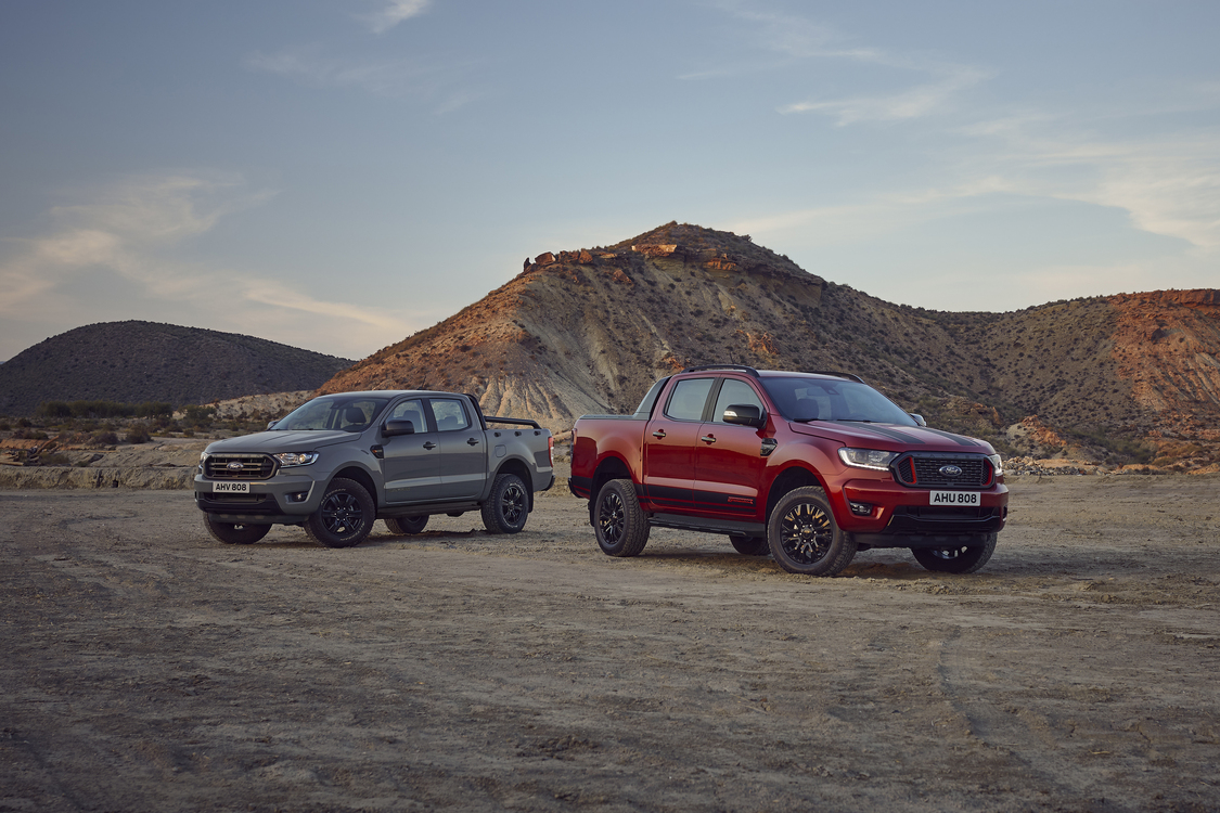 Ford Ranger Stormtrak e Ranger Wolftrak: il pick-up si evolve