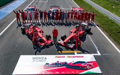 Più di 15mila cavalli a Monza per i Programmi XX e F1 Clienti