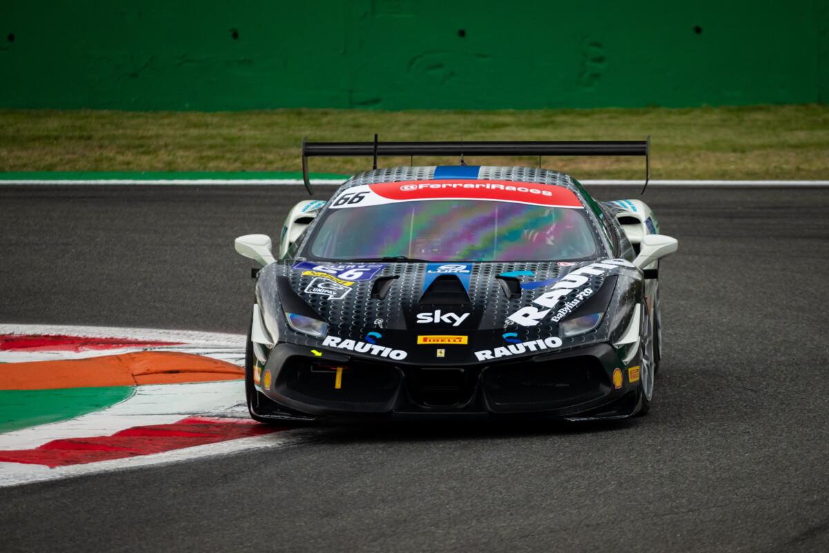 Ferrari Challenge Europe: Nurmi e Sartingen prime pole a Monza