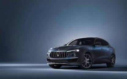 Bosch a bordo della nuova Maserati Levante Hybrid