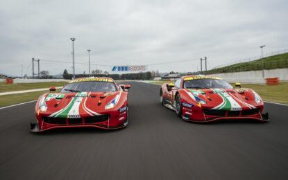 Parte da Spa la Season 9 del WEC. Al via sette Ferrari