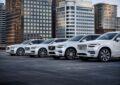 Noleggio a lungo termine ibridi plug-in: Volvo leader nel primo trimestre