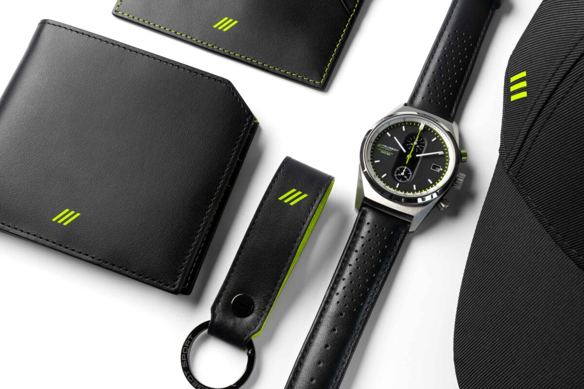 Nuova collezione lifestyle PEUGEOT SPORT ENGINEERED