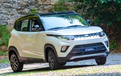 Mahindra: nuove promozioni e il listino del KUV100 NXT