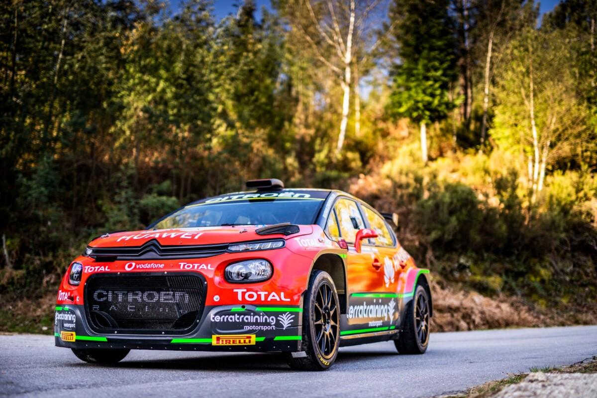 C3 Rally2 pronta a lottare su tutti i fronti