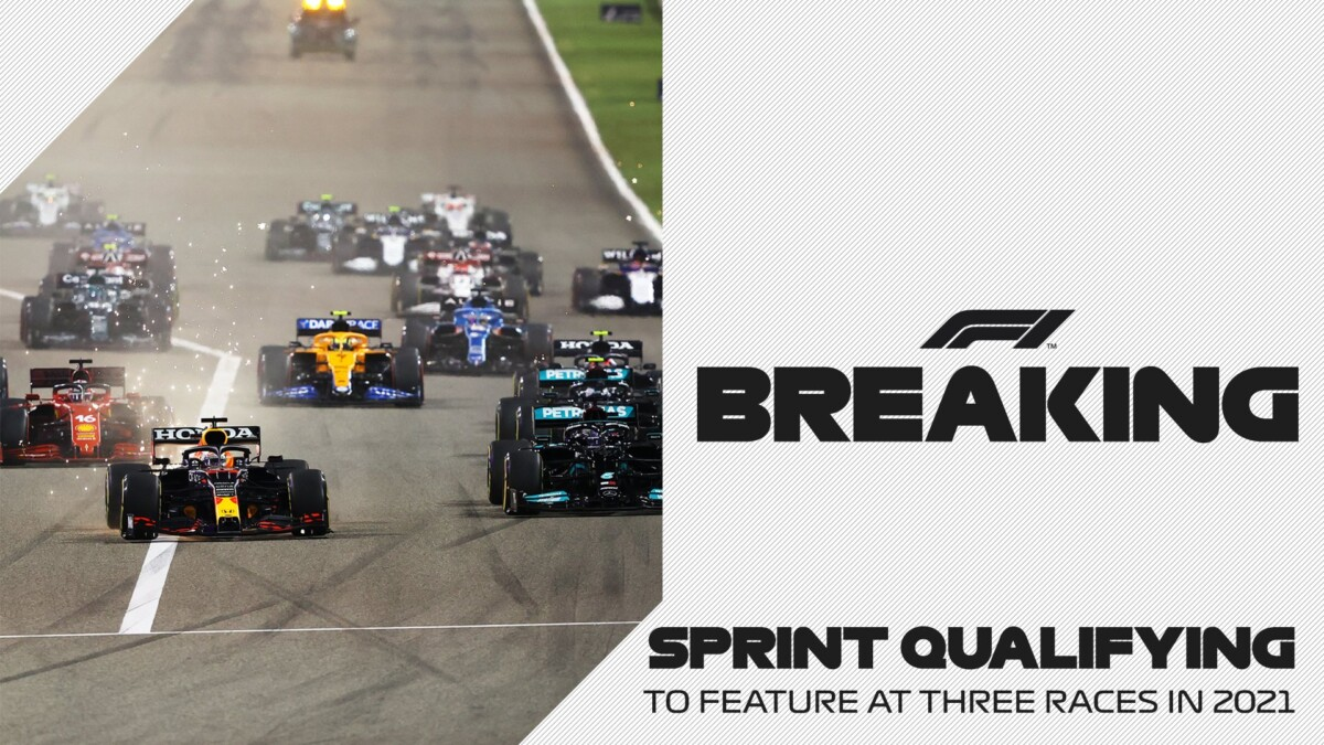 La F1 Commission approva le Sprint Qualifying in tre gare 2021