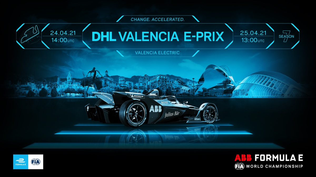 Formula E: gli orari del weekend di Valencia in TV