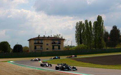 GP Emilia Romagna: la griglia di partenza ufficiale