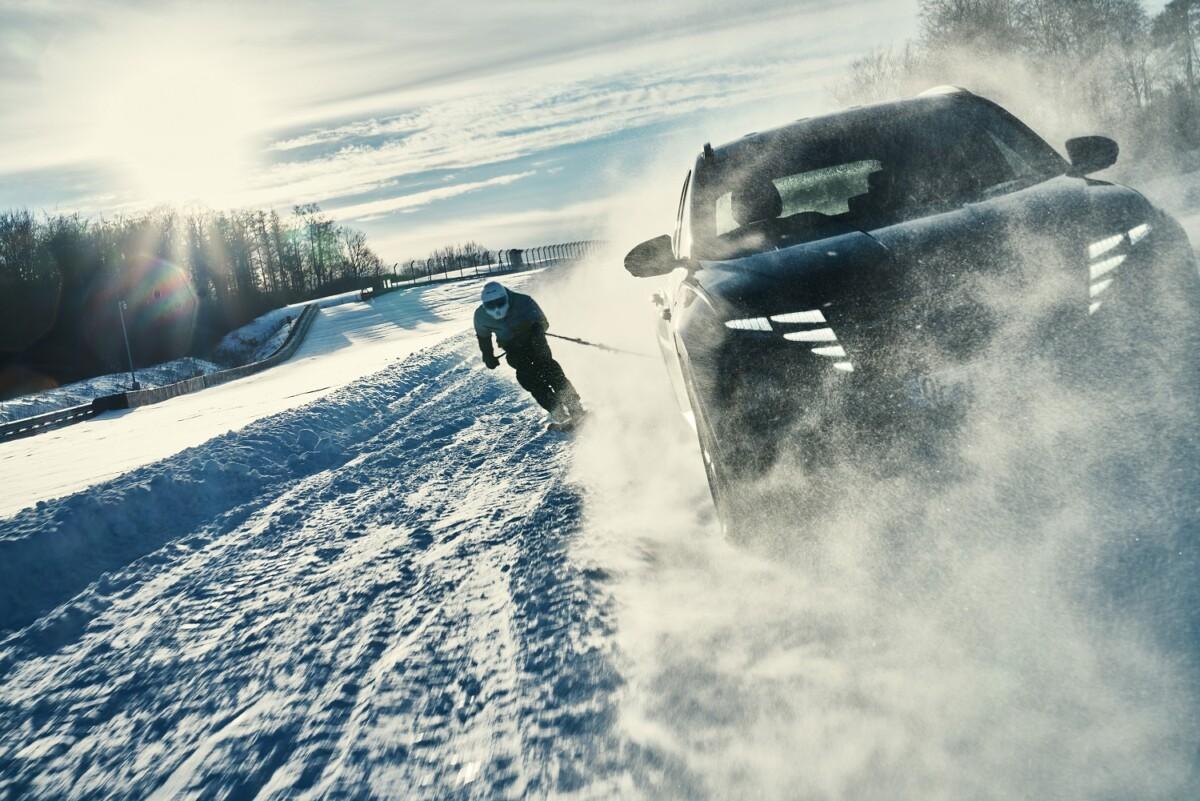 Hyundai Snow Challenge 2021 con Nuova TUCSON e i20 Coupe WRC