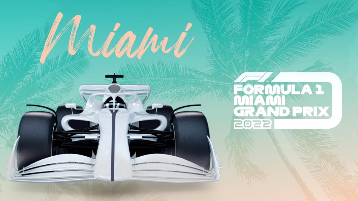 Dal 2022 la F1 a Miami, con contratto decennale