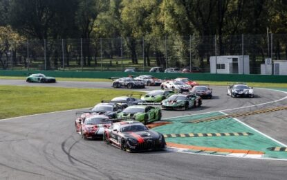 Quattordici gare nell'ACI Racing Weekend a Monza