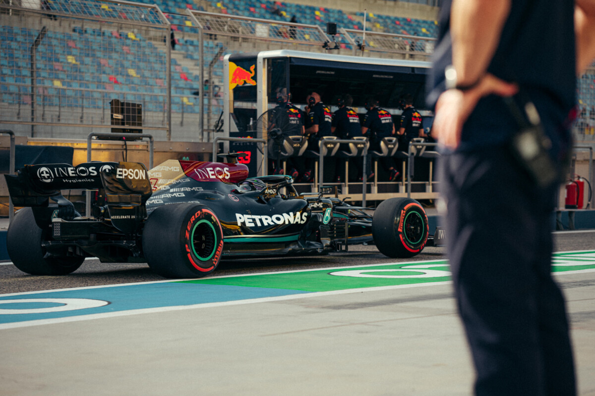 Cambi in Mercedes F1: Allison Chief Technical Officer, Elliott Technical Director