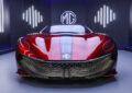 MG svela il concept sportivo Cyberster