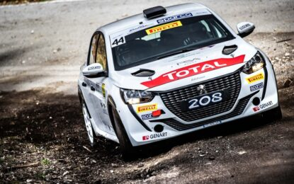 Peugeot e i Nucita tentano il bis al 68° Rally di Sanremo