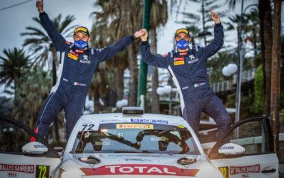 Peugeot e Nucita vincono il Sanremo Due Ruote Motrici
