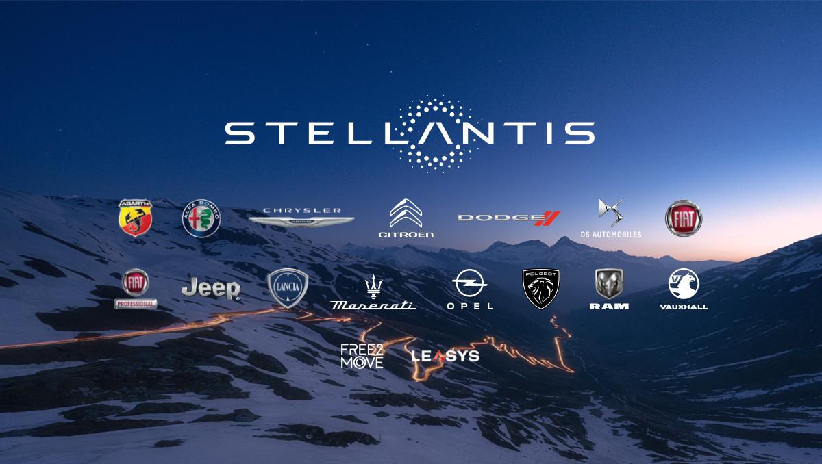 Nel primo trimestre 2021 Stellantis al vertice delle vendite europee