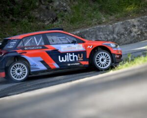 Scandola e D'Amore al Rally Adriatico con la Hyundai i20 R5