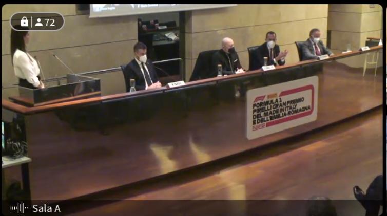 Il GP dell'Emilia Romagna e Imola vetrina del Made in Italy nel mondo