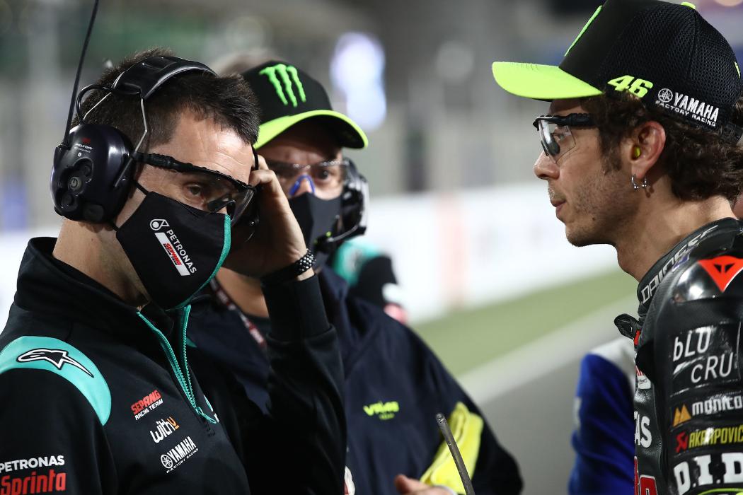 Dopo la disfatta di Doha, per Rossi la colpa è sempre del grip