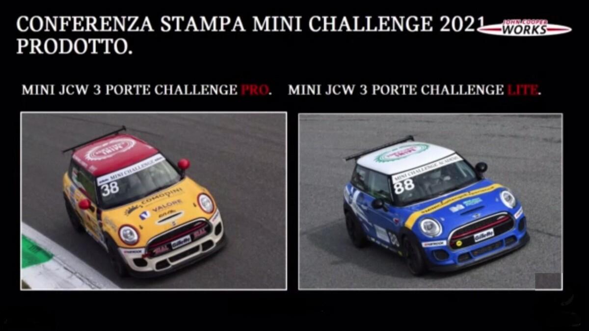 Al via da Monza la decima edizione del campionato MINI Challenge