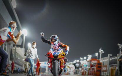 GP Doha: pole di Martin, poi Zarco e Viñales. Rossi 21°