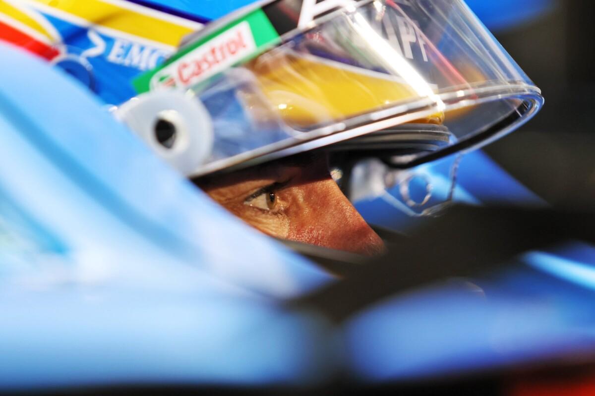 Webber teme che Alonso faccia la fine di Valentino Rossi