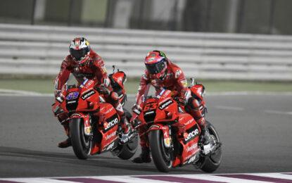 MotoGP: il Ducati Team pronto per il Portogallo