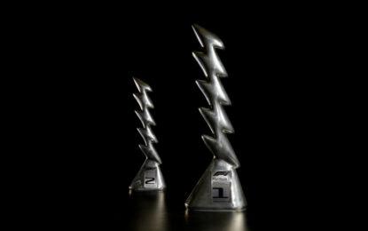 L'arte sul podio di Imola con Pirelli e Alice Ronchi