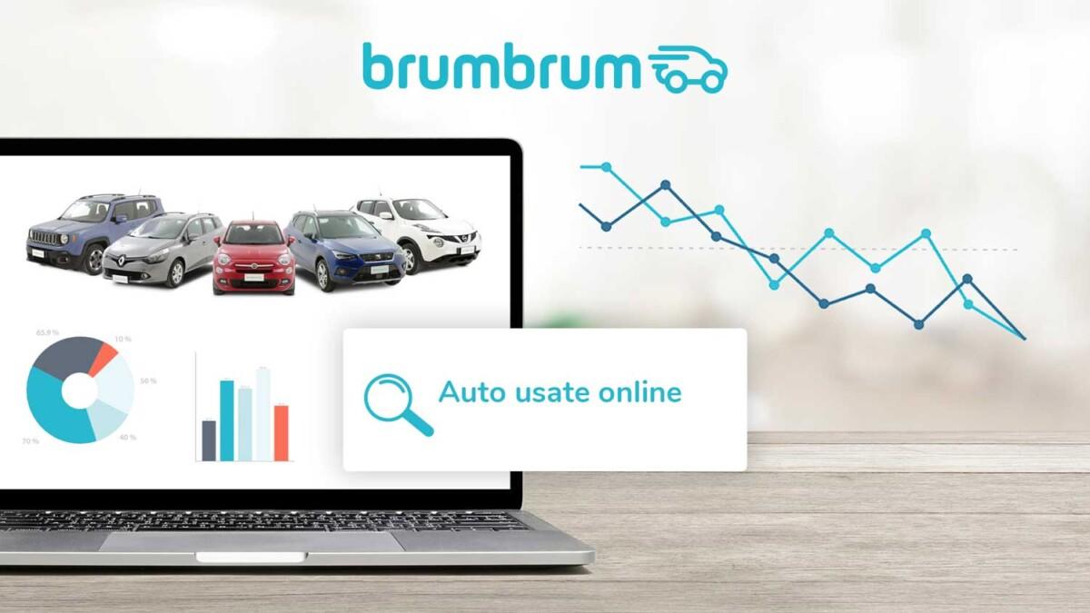 Il mercato auto usate online nel primo trimestre 2021