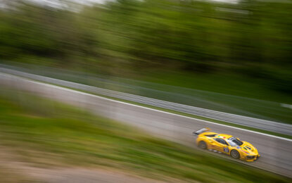 Ferrari Challenge Europe primo monomarca europeo certificato ISO 20121