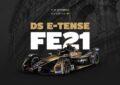 Formula E: a Roma debutta la DS E-TENSE FE21