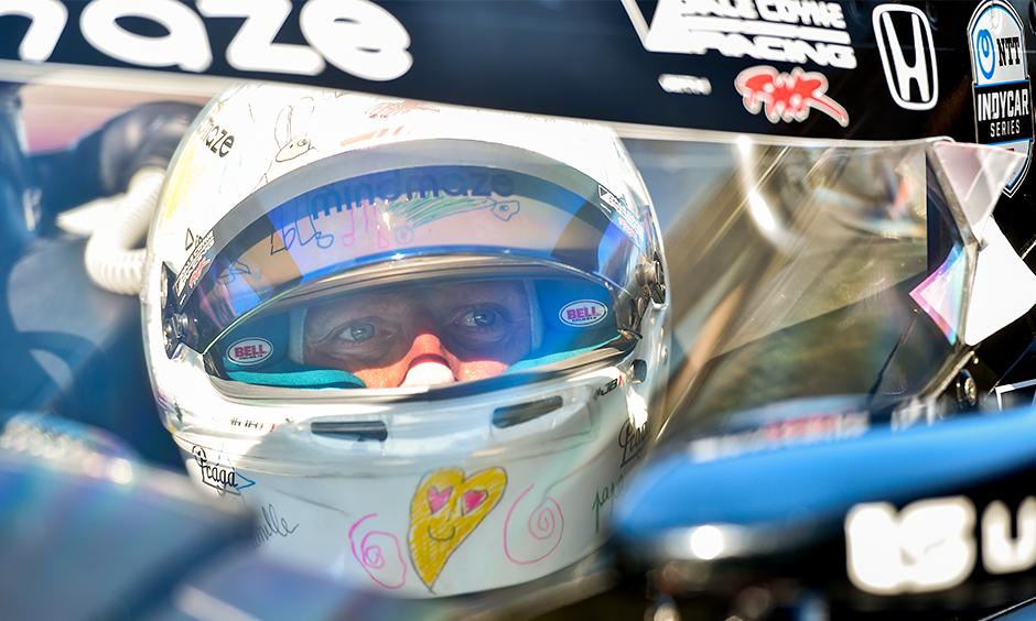 """Grosjean: """"La Indycar più fisica della F1"""""""