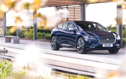 Jaguar presenta la nuova I-PACE Black
