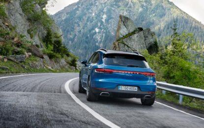 Porsche: primo trimestre con consegne in notevole aumento