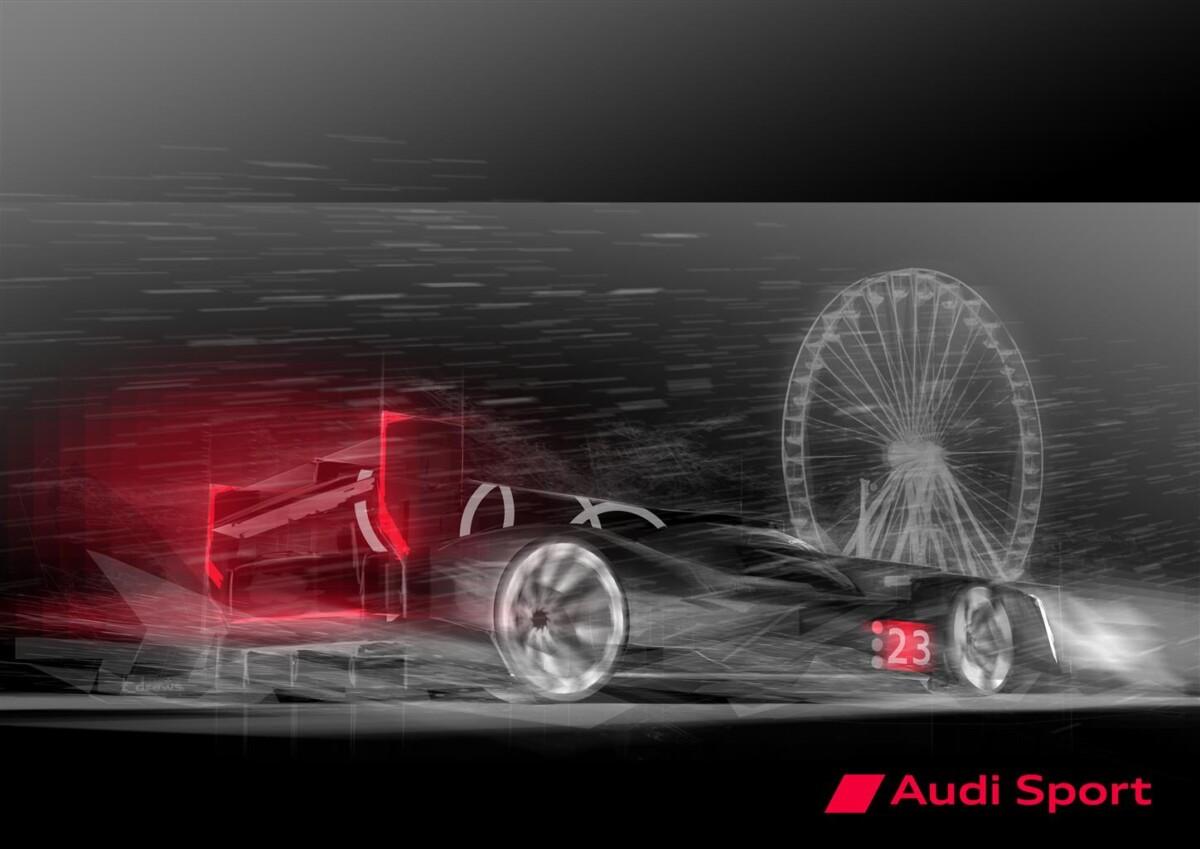 Audi prepara il ritorno a Le Mans