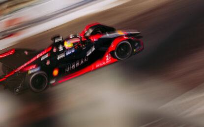 Nissan e.dams a Roma per la doppia gara di Formula E