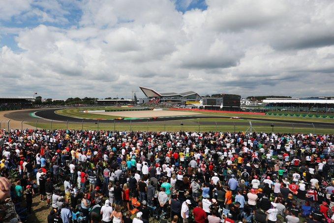 Silverstone e il GP al massimo della capienza con test o vaccino