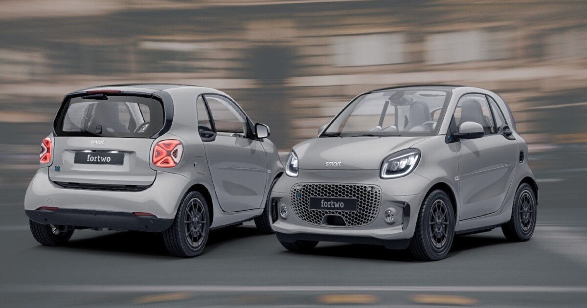 smart racingrey: la nuova limited edition dedicata alla Formula E