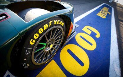 WEC: a Spa Goodyear inizia la stagione da fornitore unico nella classe LMP2