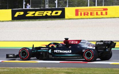 Libere in Spagna nel segno della Mercedes