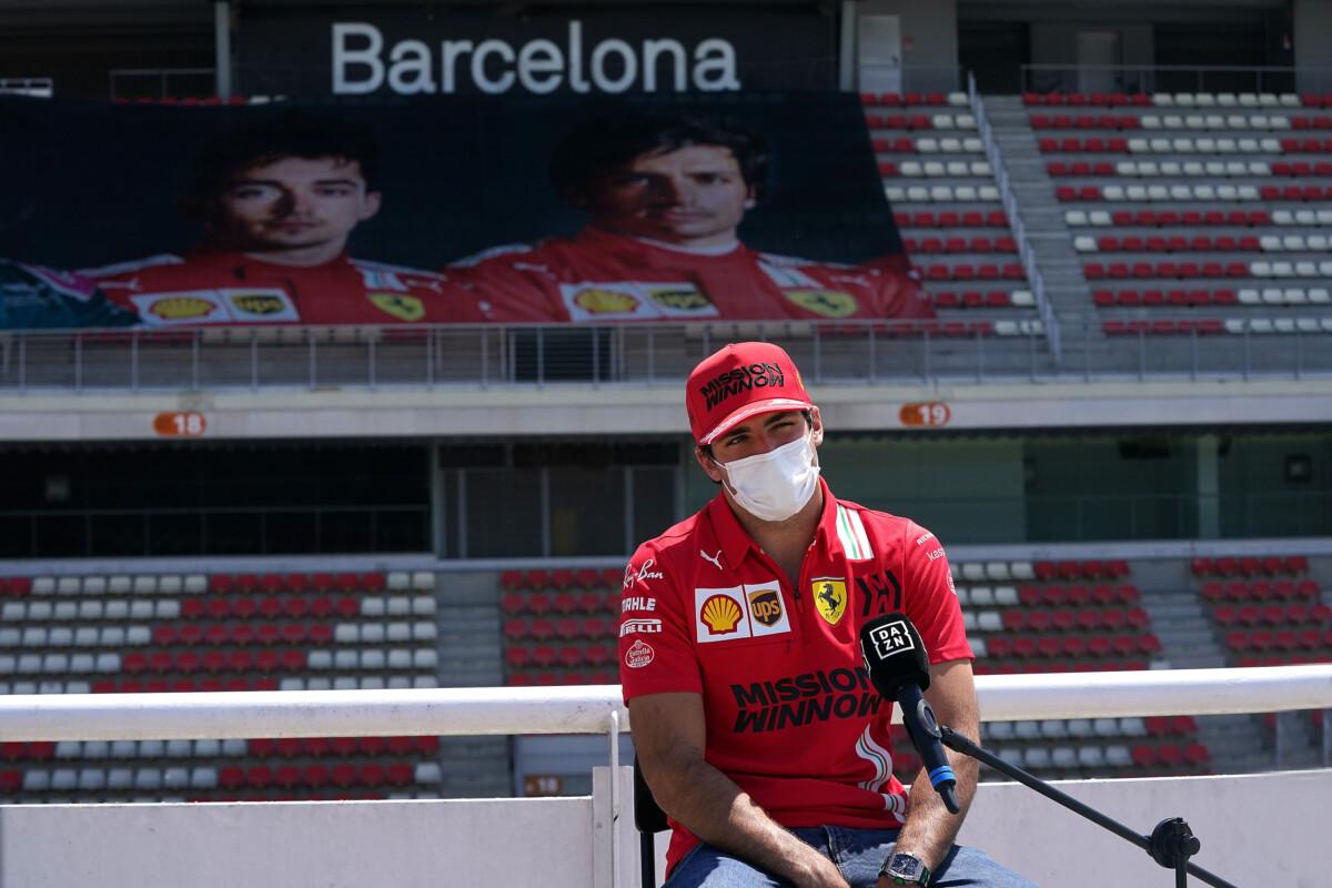 Spagna: Sainz e Leclerc su aspettative e dispiacere per la mancanza dei tifosi