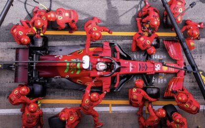 La Ferrari lascia la Spagna con un buon bottino di punti